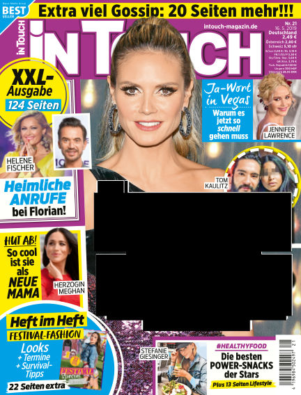InTouch - DE May 16, 2019 00:00