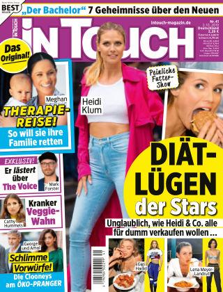 InTouch - DE NR.41 2019