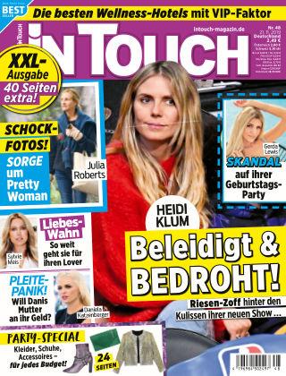 InTouch - DE NR.48 2019