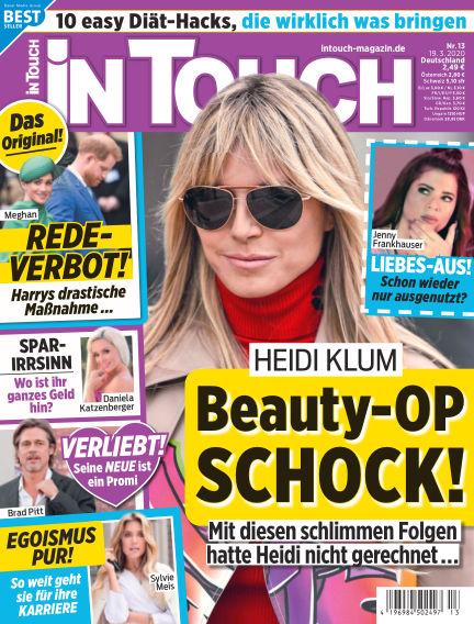 InTouch - DE March 19, 2020 00:00