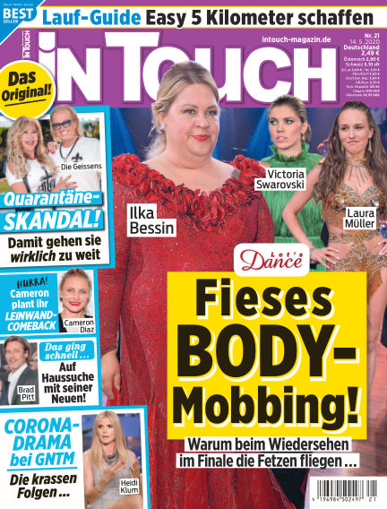 InTouch - DE May 14, 2020 00:00