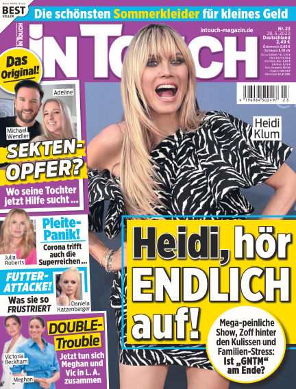 InTouch - DE May 28, 2020 00:00