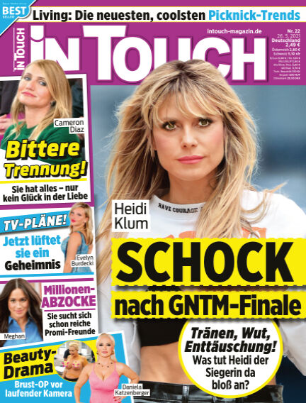 InTouch - DE May 26, 2021 00:00