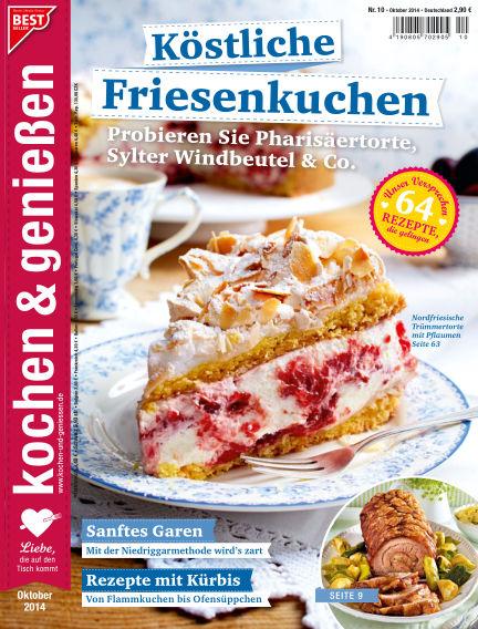 Kochen & Genießen September 17, 2014 00:00