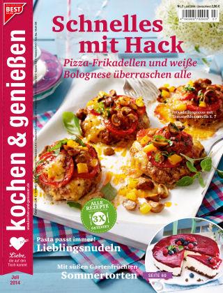 kochen & genießen NR.7 2014