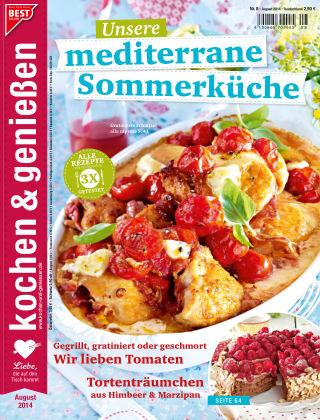 kochen & genießen NR.8 2014