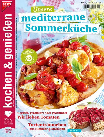 Kochen & Genießen July 16, 2014 00:00
