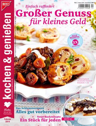 kochen & genießen NR.2 2014