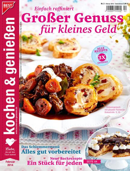 Kochen & Genießen January 15, 2014 00:00