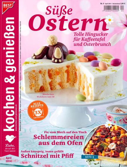 Kochen & Genießen March 12, 2014 00:00