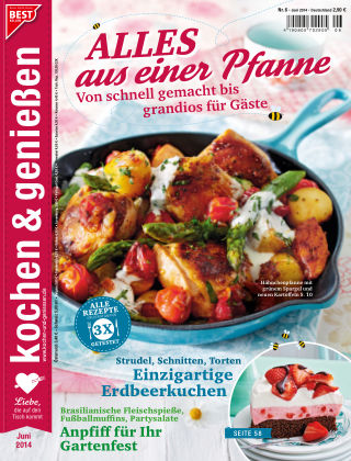 kochen & genießen NR.6 2014