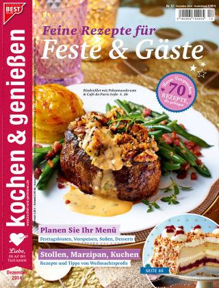 kochen & genießen NR.12 2014