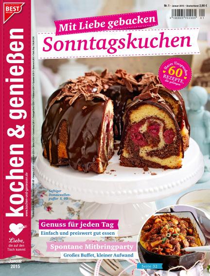 Kochen & Genießen December 17, 2014 00:00