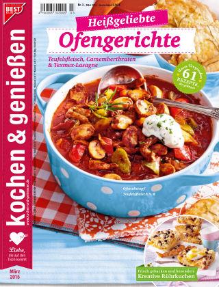 kochen & genießen NR.3 2015