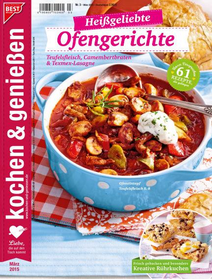 Kochen & Genießen February 11, 2015 00:00