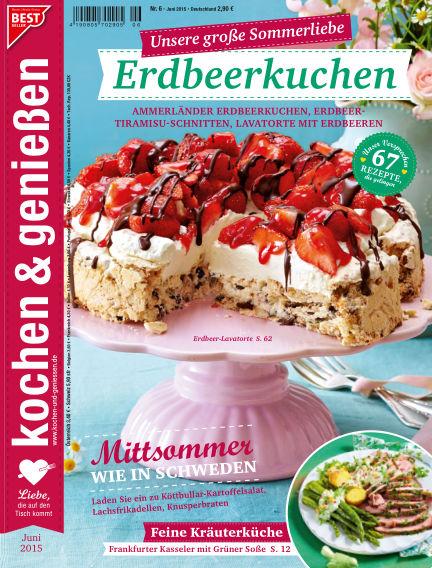 Kochen & Genießen May 13, 2015 00:00