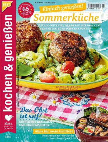 Kochen & Genießen June 10, 2015 00:00