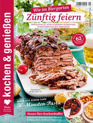 kochen & genießen NR.8 2015