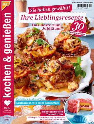 kochen & genießen NR.10 2015