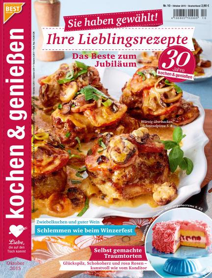 Kochen & Genießen September 16, 2015 00:00