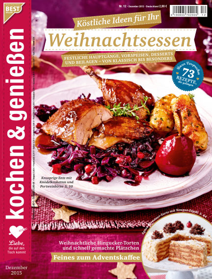Kochen & Genießen November 11, 2015 00:00