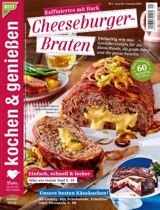kochen & genießen NR.01 2016