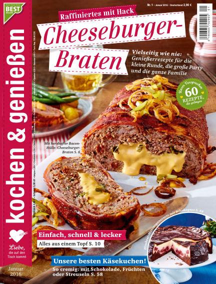 Kochen & Genießen December 16, 2015 00:00