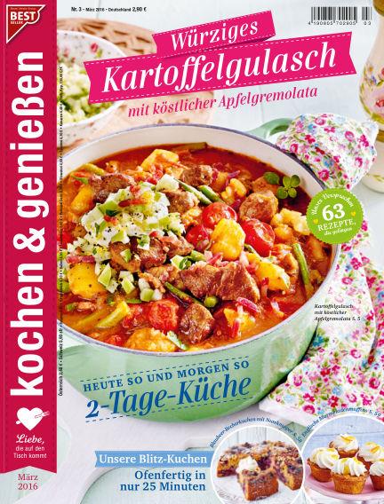 Kochen & Genießen February 10, 2016 00:00