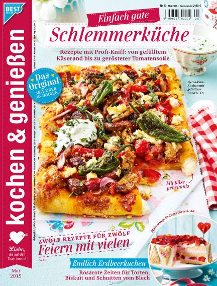 Kochen & Genießen April 13, 2016 00:00