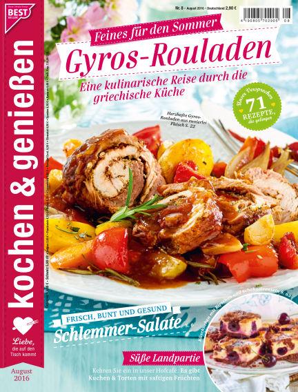 Kochen & Genießen July 13, 2016 00:00