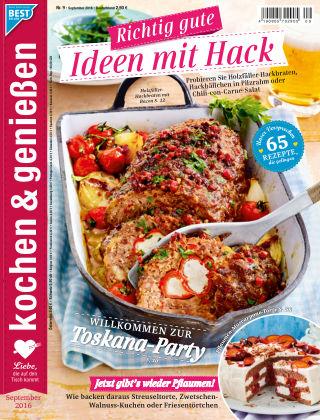 kochen & genießen NR.09 2016