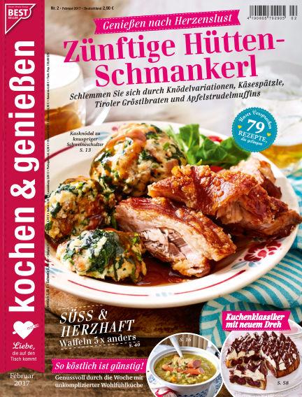 Kochen & Genießen January 11, 2017 00:00