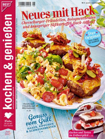Kochen & Genießen May 17, 2017 00:00