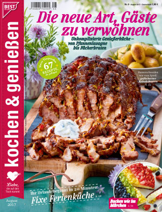 kochen & genießen NR.08 2017