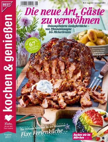 Kochen & Genießen July 12, 2017 00:00