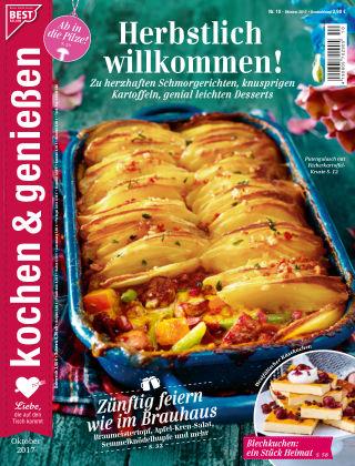 kochen & genießen NR.10 2017