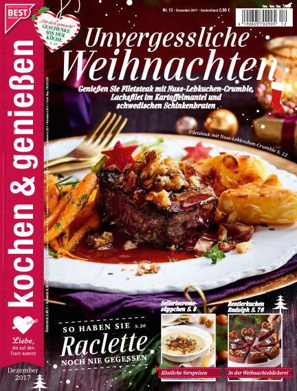 Kochen & Genießen November 15, 2017 00:00