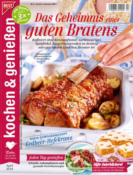 Kochen & Genießen March 07, 2018 00:00