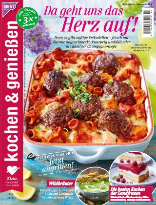 kochen & genießen NR.05 2018