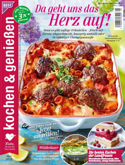 Kochen & Genießen April 04, 2018 00:00