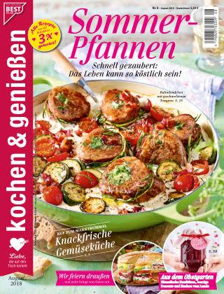 kochen & genießen NR.08 2018