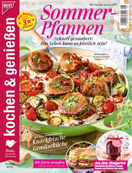 Kochen & Genießen July 11, 2018 00:00