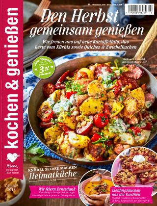 kochen & genießen NR.10 2018
