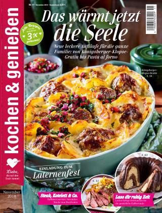 kochen & genießen NR.11 2018