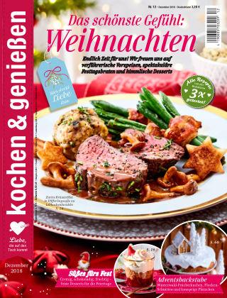 kochen & genießen NR.12 2018