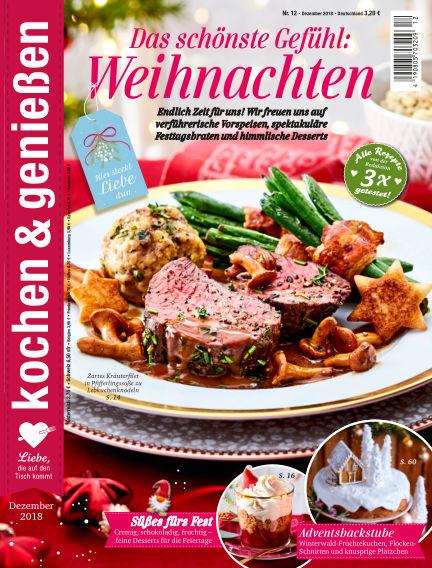 Kochen & Genießen November 14, 2018 00:00