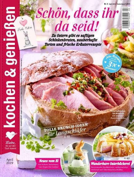 Kochen & Genießen March 20, 2019 00:00