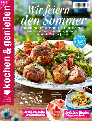 kochen & genießen NR.06 2019