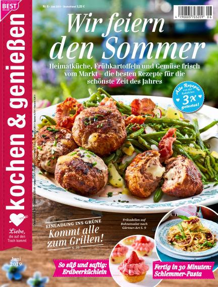 Kochen & Genießen May 22, 2019 00:00