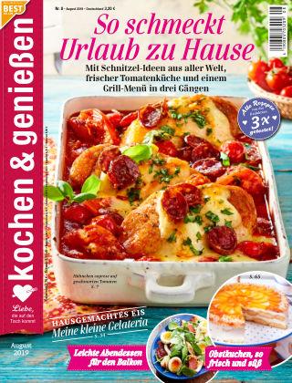 kochen & genießen NR.08 2019